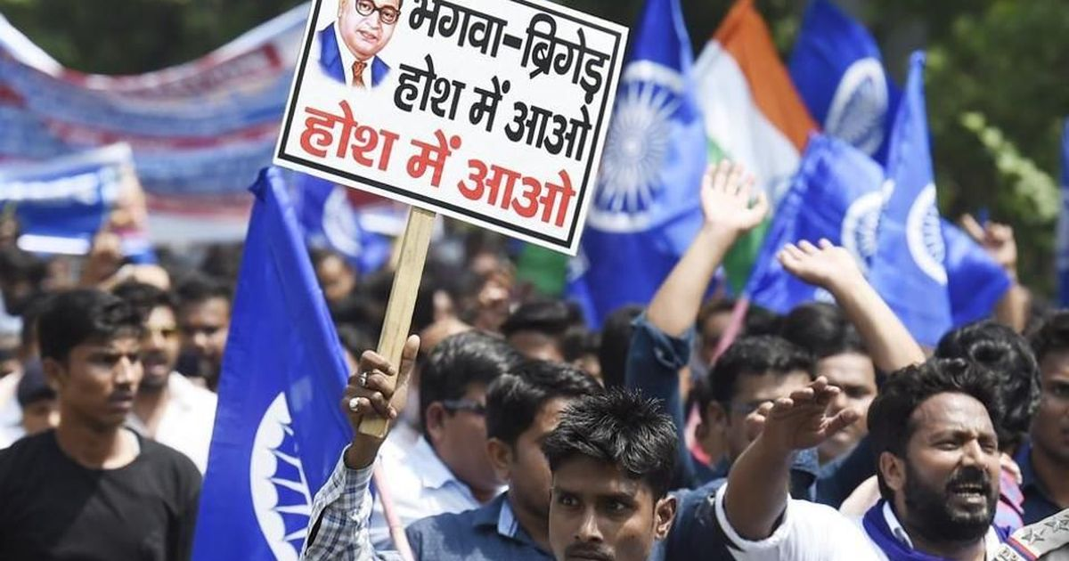 India's justice system is biased against Dalits – the 9 deaths during Monday's protest prove that