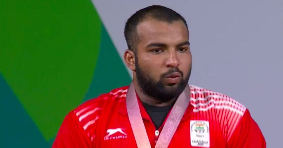 CWG 2018 weightlifting: Pardeep Singh clinches silver in men's 105kg category