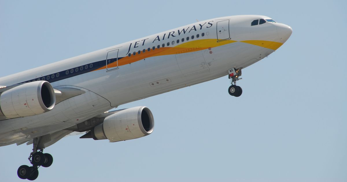 Jet Airways plane hits truck at Delhi airport, another with technical snag returns to Lucknow