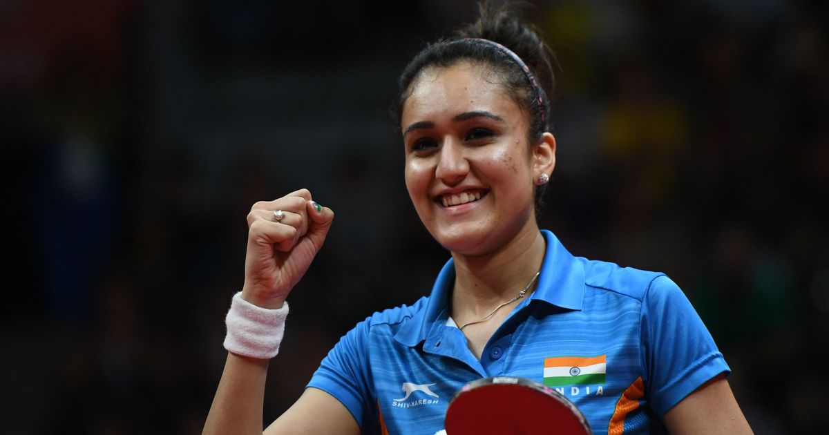 Table tennis: Manika Batra – India's most successful athlete at CWG 2018 with four medals