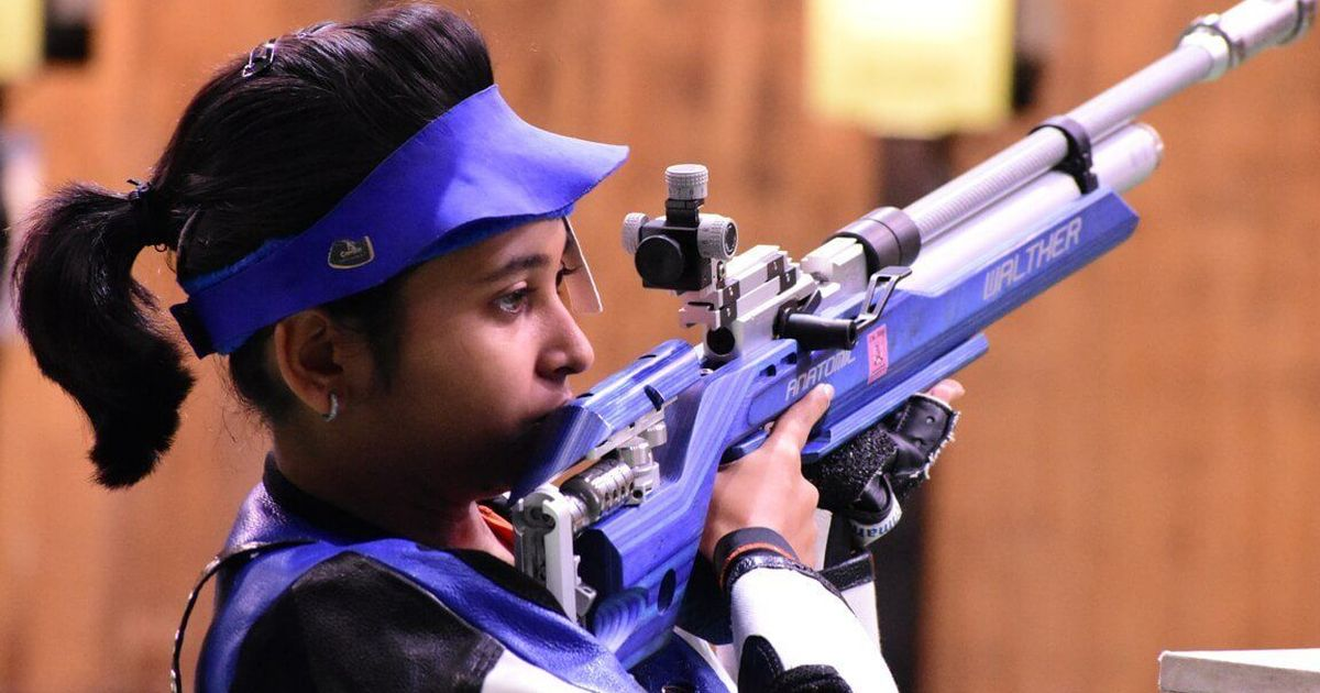 CWG 2018 Shooting: Silver-medallist Mehuli Ghosh can do better, reckons mentor Joydeep Karmakar