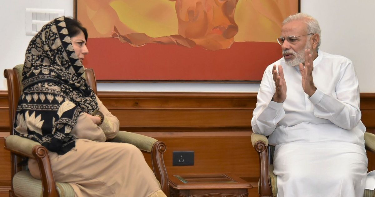 J&K CM asks Modi for more meetings between Pakistani and Indian officials to ease border tensions
