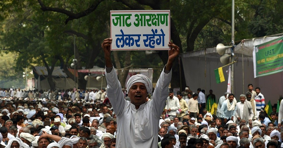 Haryana to withdraw 180 more cases against Jat quota protestors, bringing the total to 398