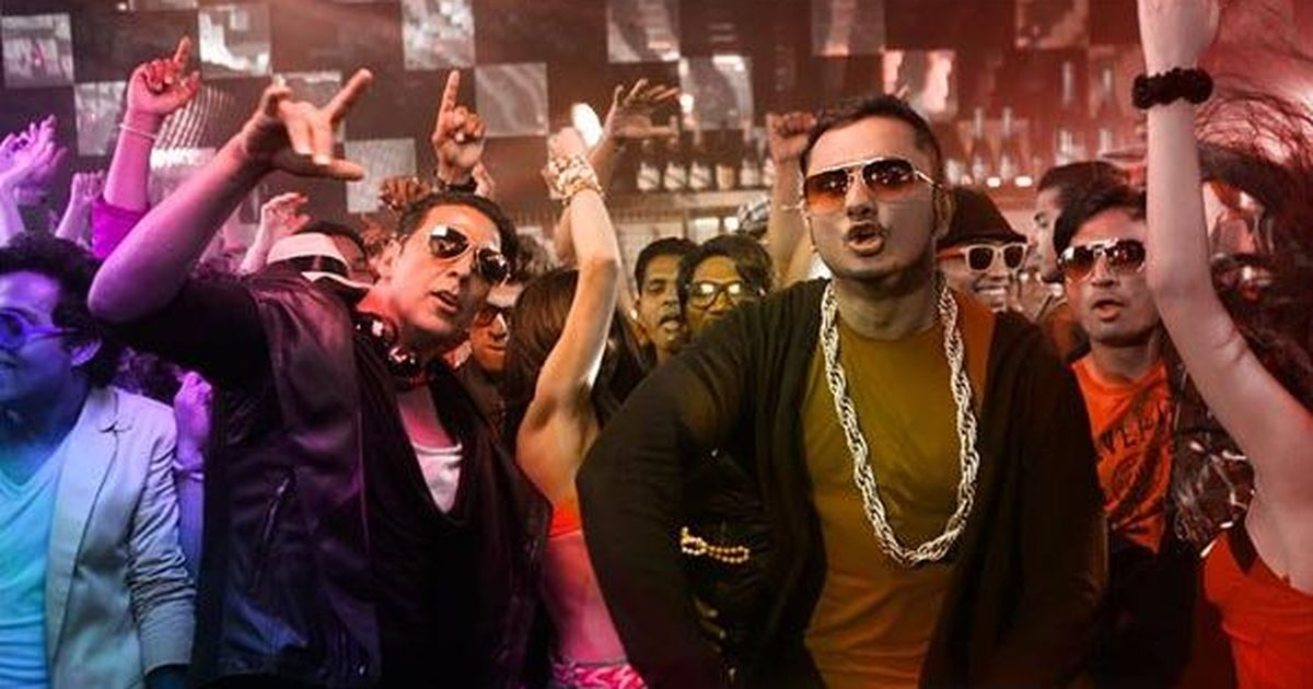 From four bottles of vodka to small pegs: The evolution of the Punjabi party song in Hindi films
