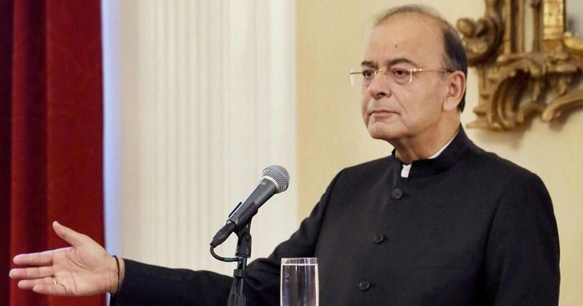Arun Jaitley decries 'needless controversy' around 15th Finance Commission's terms of reference