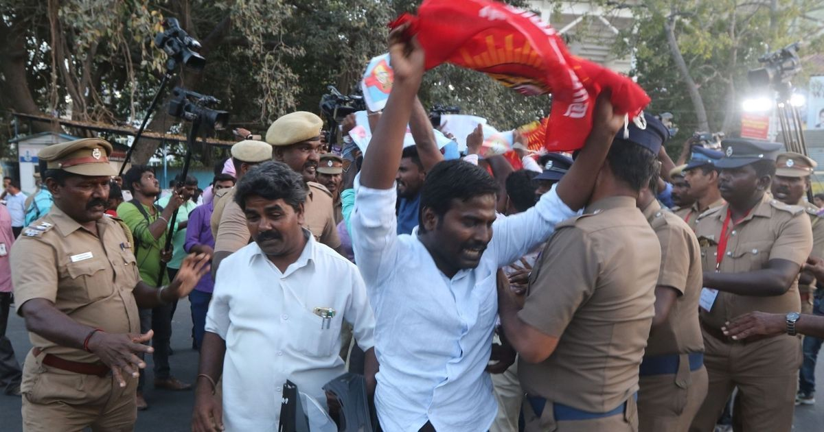The big news: Dozens of protestors arrested ahead of IPL match in Chennai, and 9 other top stories
