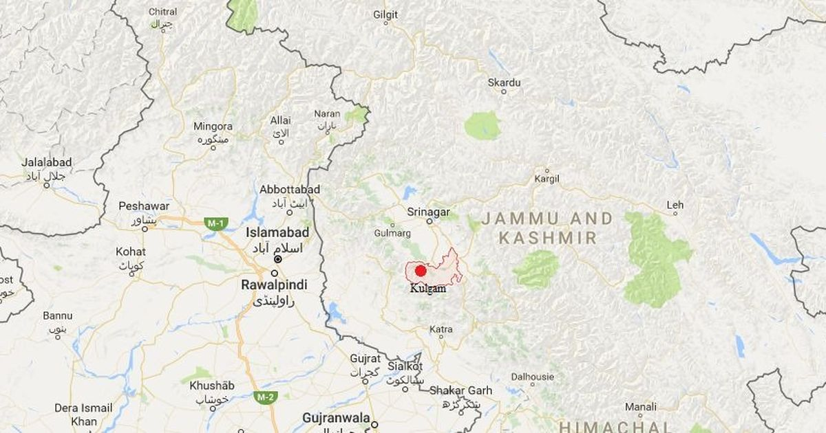 J&K: Soldier killed in Kulgam encounter, four civilians dead as locals clash with forces