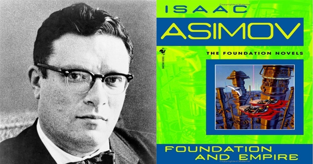 Isaac Asimov's 'Foundation' trilogy to be developed into drama series for Apple