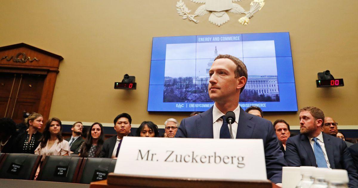 Facebook CEO Mark Zuckerberg says Cambridge Analytica breach included his personal data