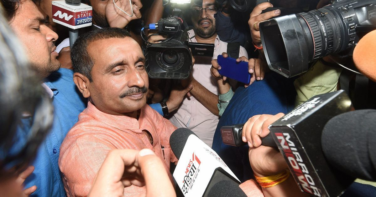Unnao rape: Uttar Pradesh Police file FIR against BJP MLA, CBI to take over case