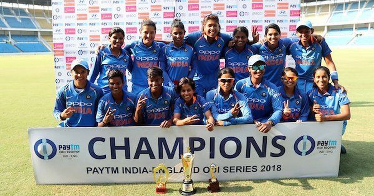 Record-breaking Mithali Raj finds form, leads India to a series win against the World Champions