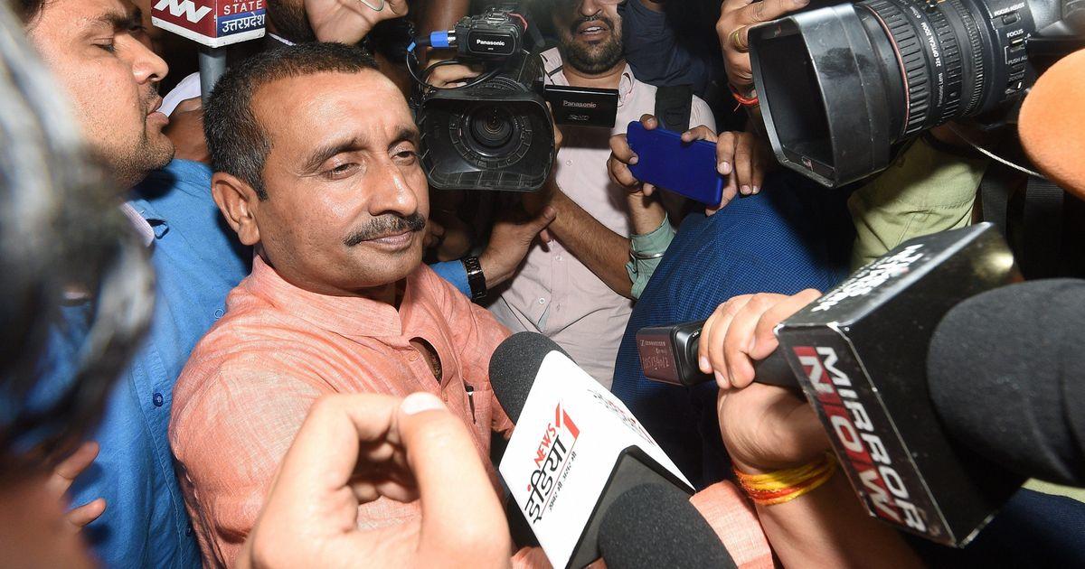 Unnao rape: CBI detains BJP MLA for questioning, files three cases against him