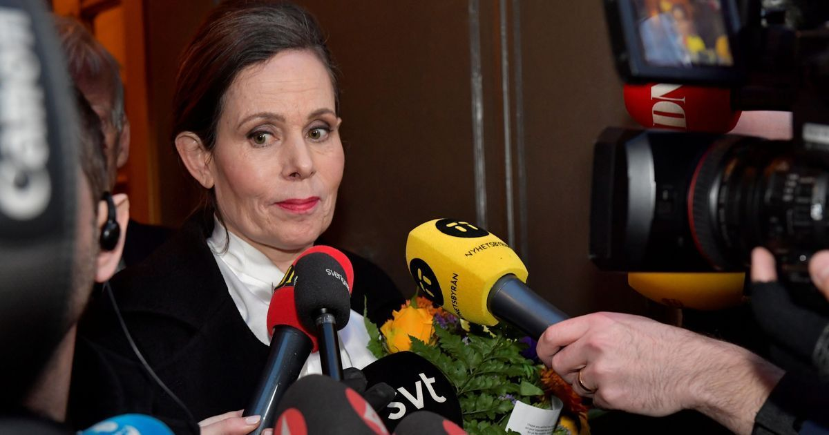 Head of Swedish Academy, which awards Literature Nobel, quits amid row over sexual misconduct probe
