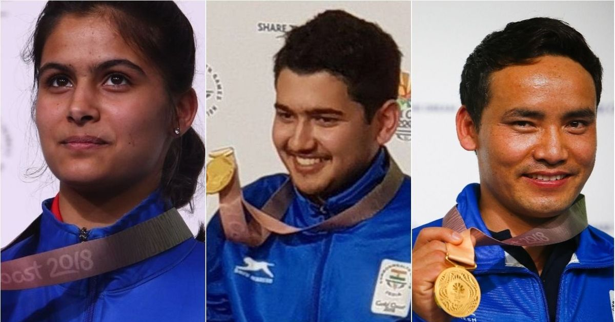 CWG 2018 Shooting: With 16 medals, Indian shooters delivered what was expected of them