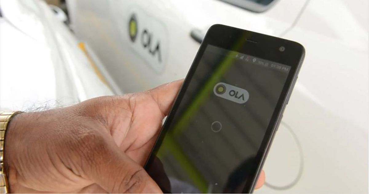 Ola driver arrested after he drives 500 metres with passenger on car bonnet: Hindustan Times
