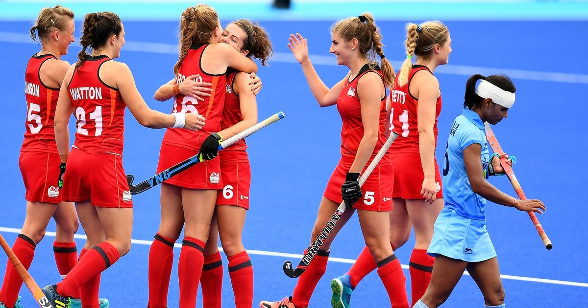 CWG Hockey: Sophie Bray hat-trick helps England rout India 6-0 in bronze medal match