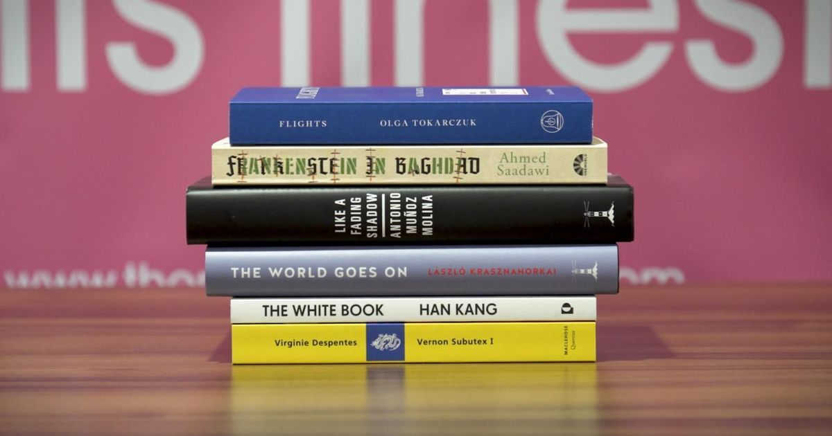 The Man Booker International Prize shortlist proves that small presses lead the translation game