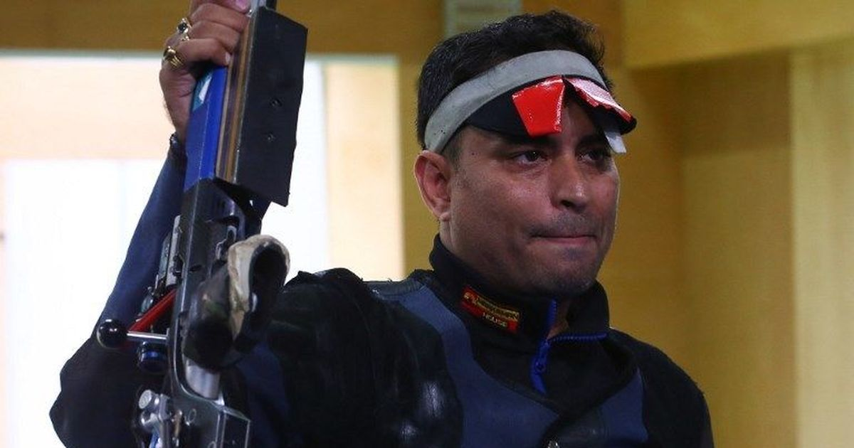 CWG 2018 Shooting: Sanjeev Rajput clinches gold in Rifle 3-position