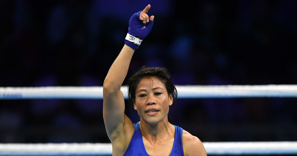 CWG 2018 Boxing: Mary Kom, Gaurav Solanki and Vikas Krishan win gold medals