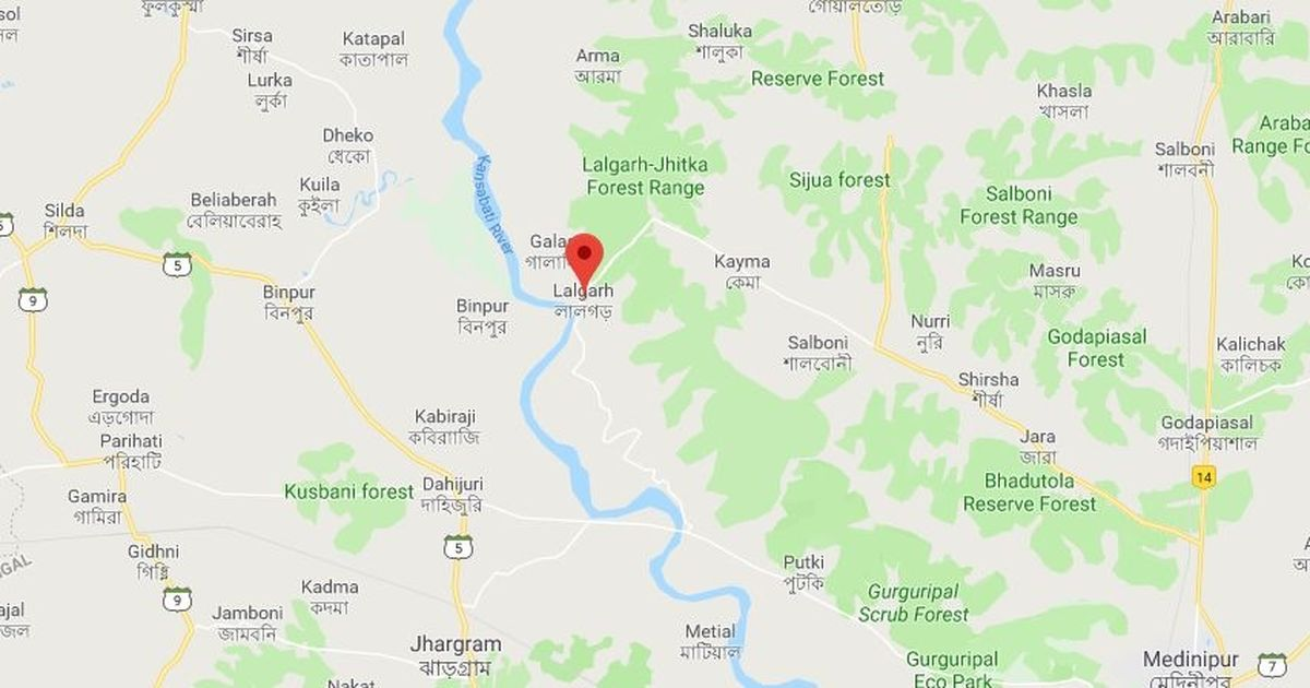 West Bengal: Tiger found dead in Lalgarh, officials suspect foul play