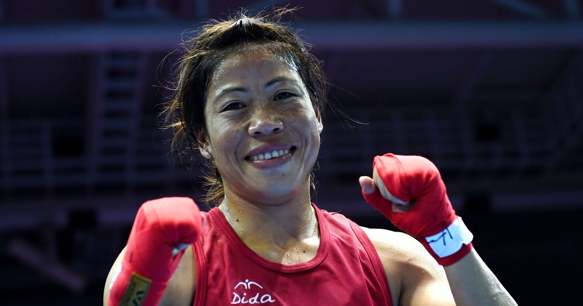 After her first CWG gold medal, Mary Kom to be India's flag-bearer at closing ceremony
