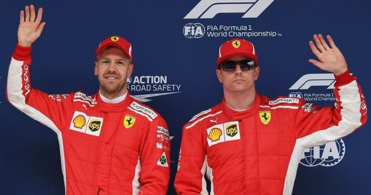 Vettel flies to pole as Hamilton struggles at Chinese Grand Prix