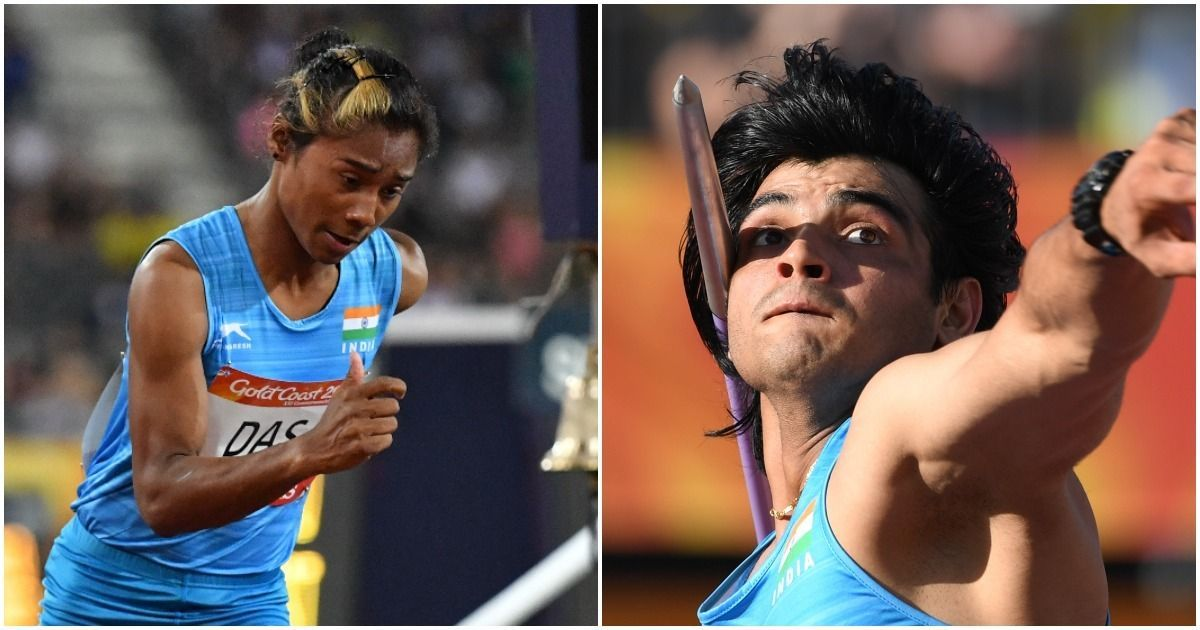 CWG 2018 athletics: Neeraj Chopra delivers, Hima Das offers hope as India put in a par performance