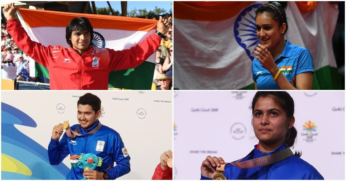 Commonwealth Games 2018: Here's the list of all the 66 medals won by India