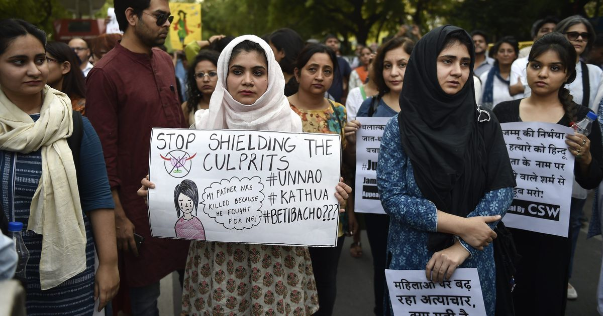 The big news: Protests held in several cities against Unnao, Kathua rapes, and 9 other top stories