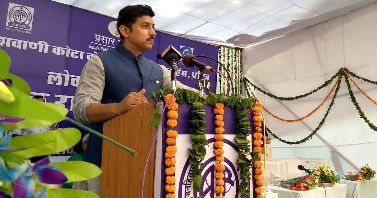'I see India winning a bagful of medals at 2024 and 2028 Olympics': Rathore after CWG success
