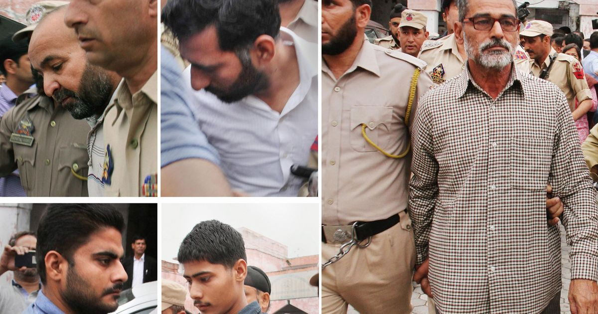 Kathua rape and murder accused plead not guilty, sessions court postpones trial to April 28