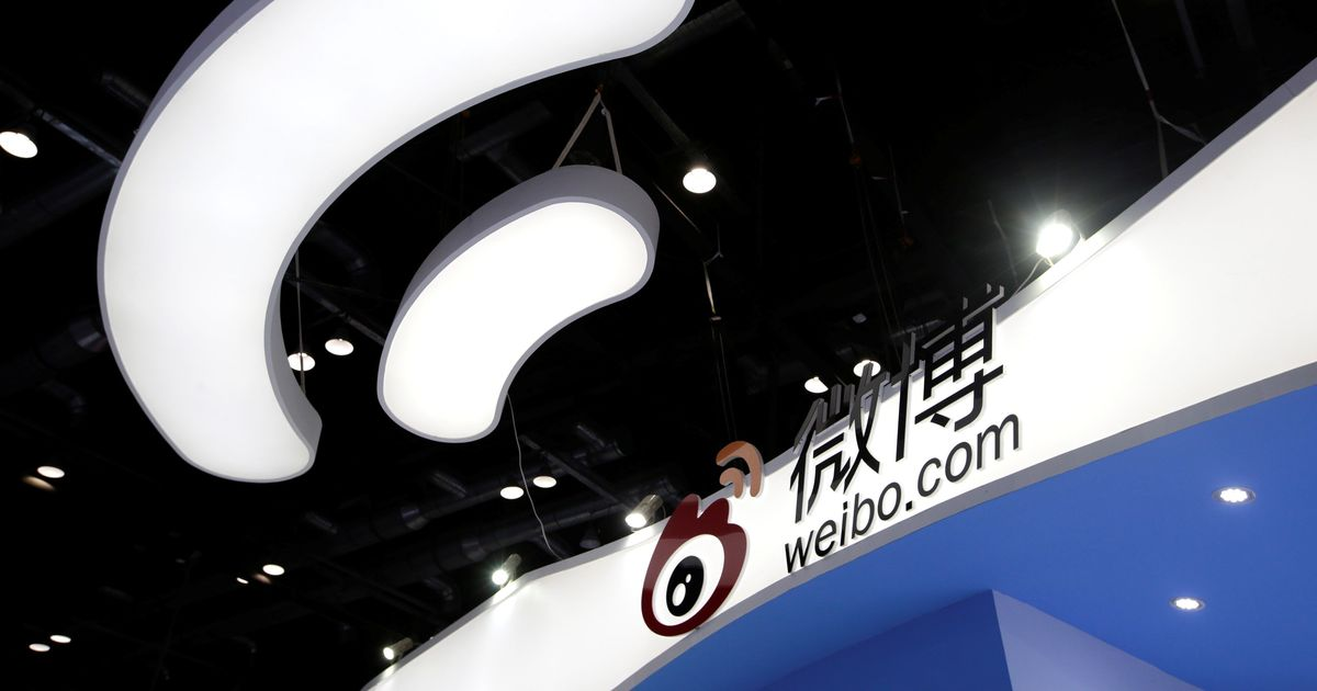 China's social media website Weibo reverses ban on homosexual content after criticism