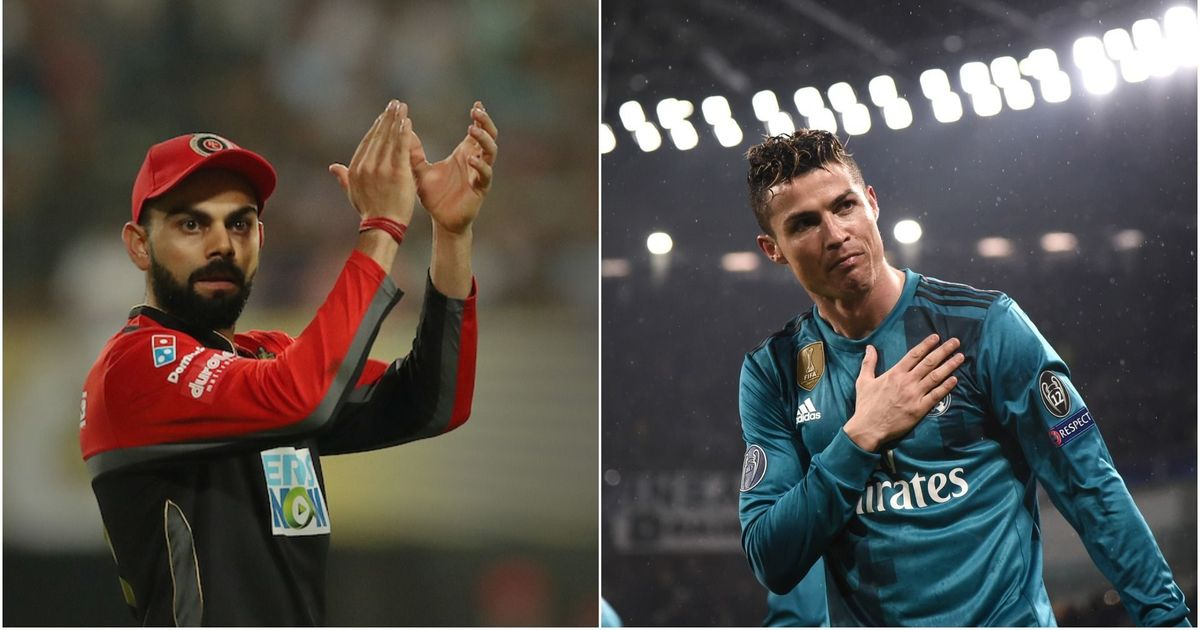 Virat Kohli is the Cristiano Ronaldo of cricket, feels Dwayne Bravo