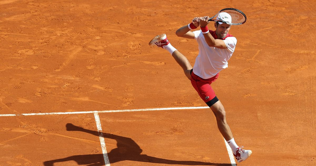 After Agassi split, Djokovic begins Monte Carlo campaign with a 6-0, 6-1 win over Lajovic