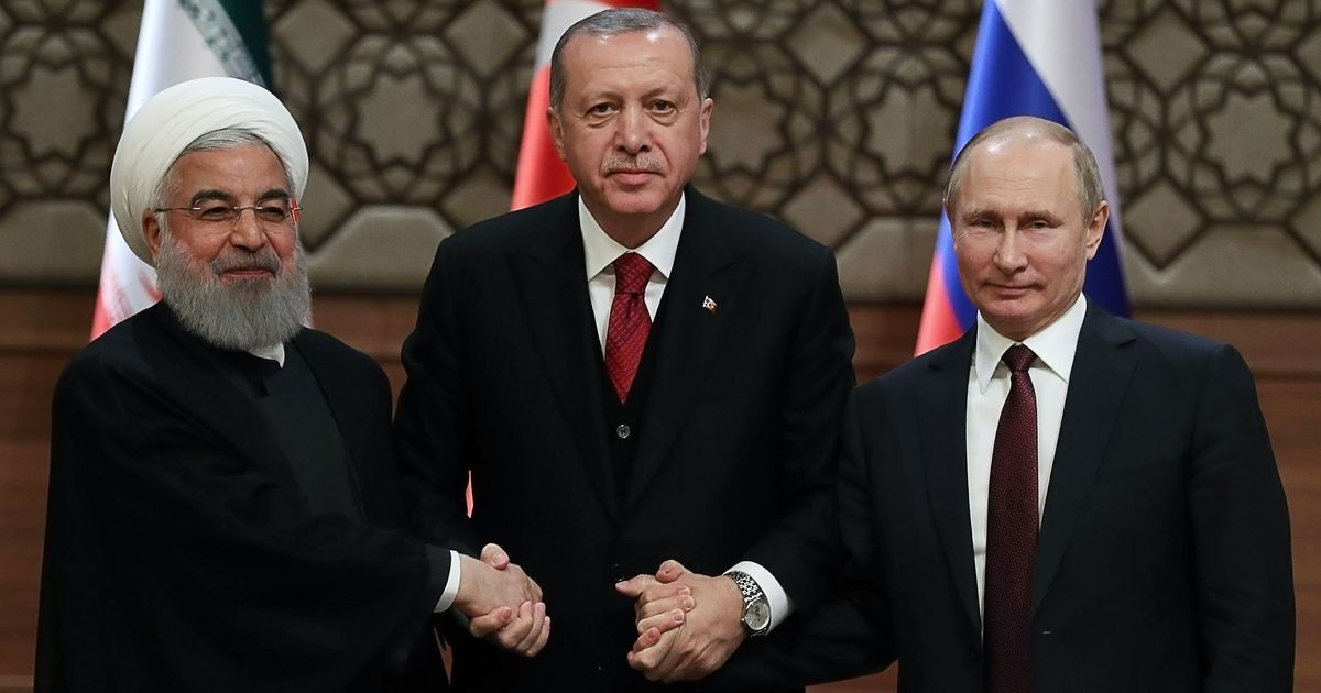 Why the combined strength of Iran, Russia and Turkey may not be enough in West Asia