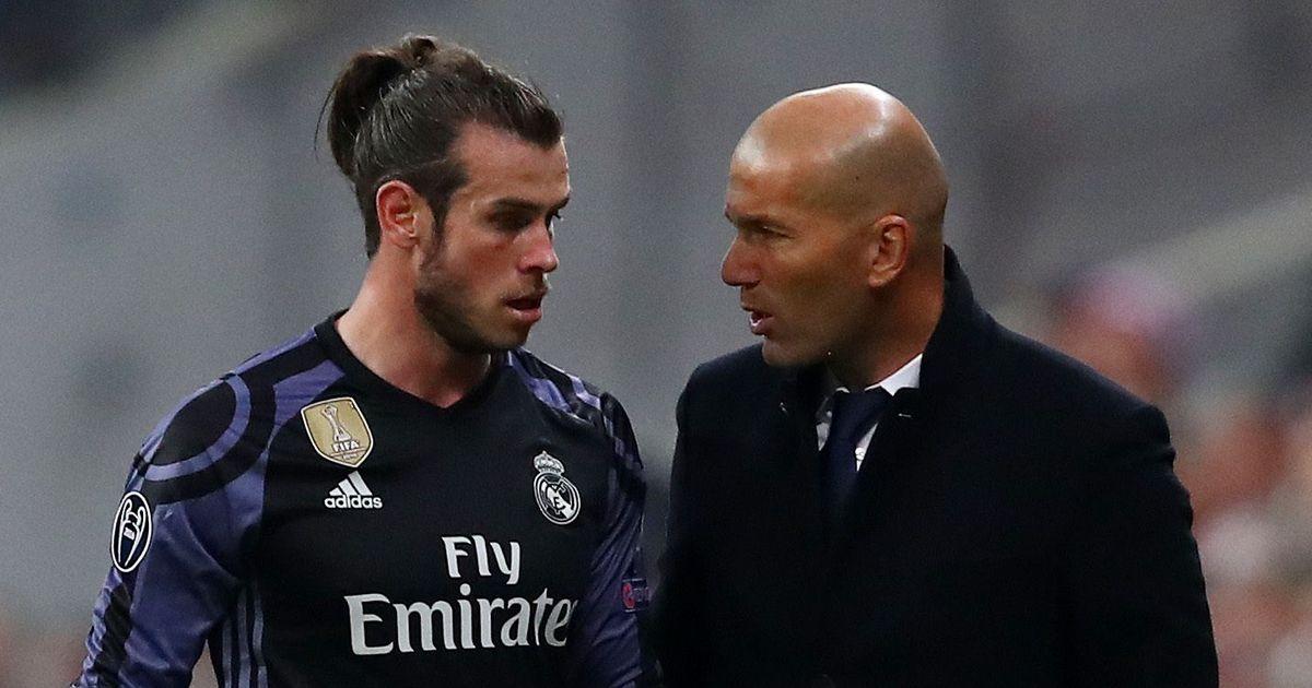 I have no problem with Gareth Bale, says Real Madrid coach Zinedine Zidane
