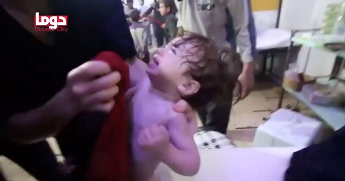 Chemical weapon investigators enter Douma three days after their arrival in Syria