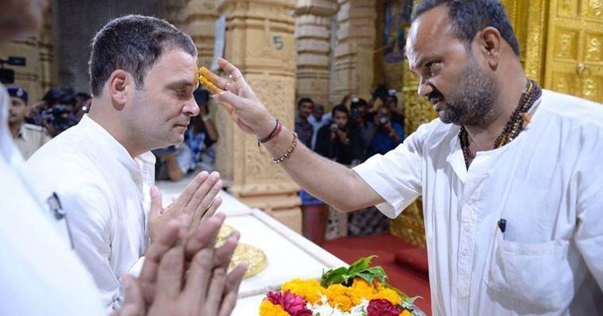 In Karnataka, Congress is on the back foot as BJP unleashes 'saffron terror' against Rahul Gandhi