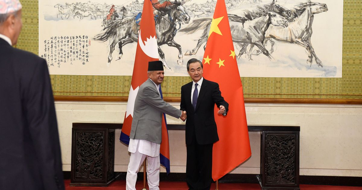 India's cooperation with China-Nepal development plans could help all three nations, says Beijing