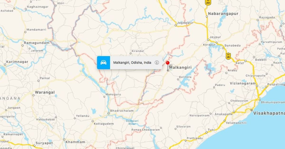 Odisha: Fire accident kills three sisters in their Malkangiri home