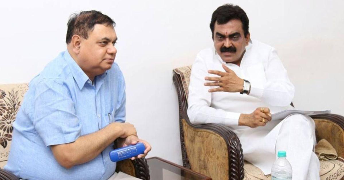 BJP moves to reshuffle units in poll-bound Madhya Pradesh, Rajasthan