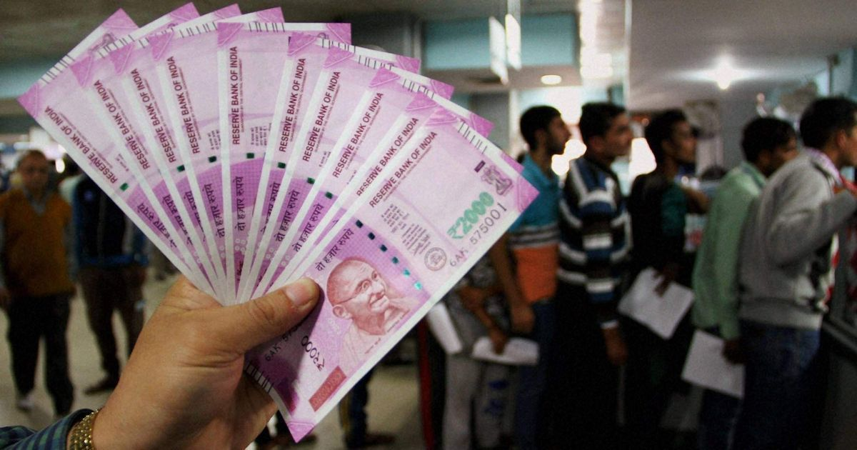 SBI says cash availability at its ATMs has improved in last 24 hours