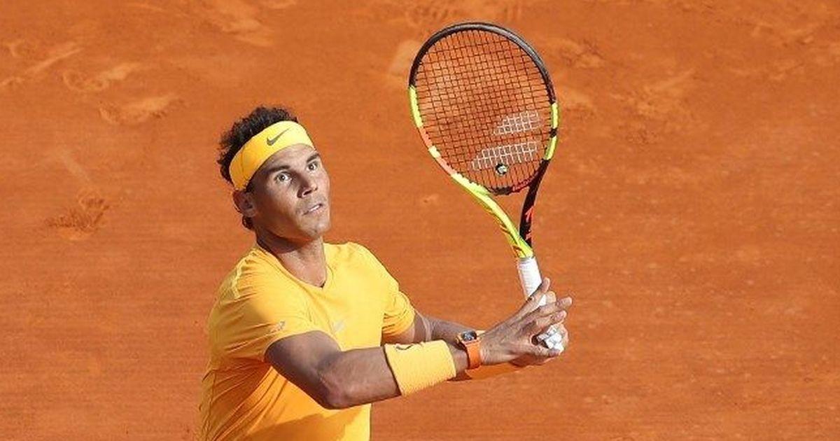 Nadal thrashes Bedene in Monte Carlo opener, to face big-hitting Khachanov in third round
