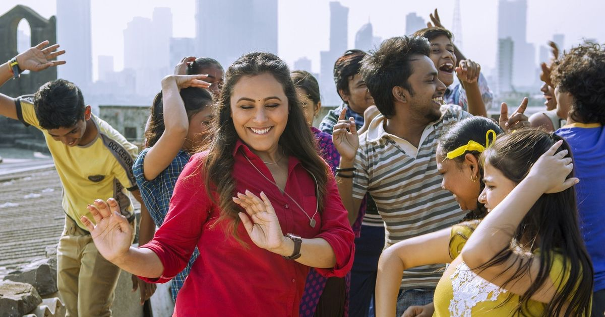 To Miss, with love – and that is the problem about female teachers in Hindi movies