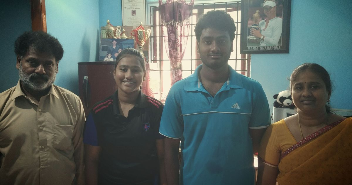 A Chennai auto-driver and his wife's quest to keep their kids' table tennis dreams alive