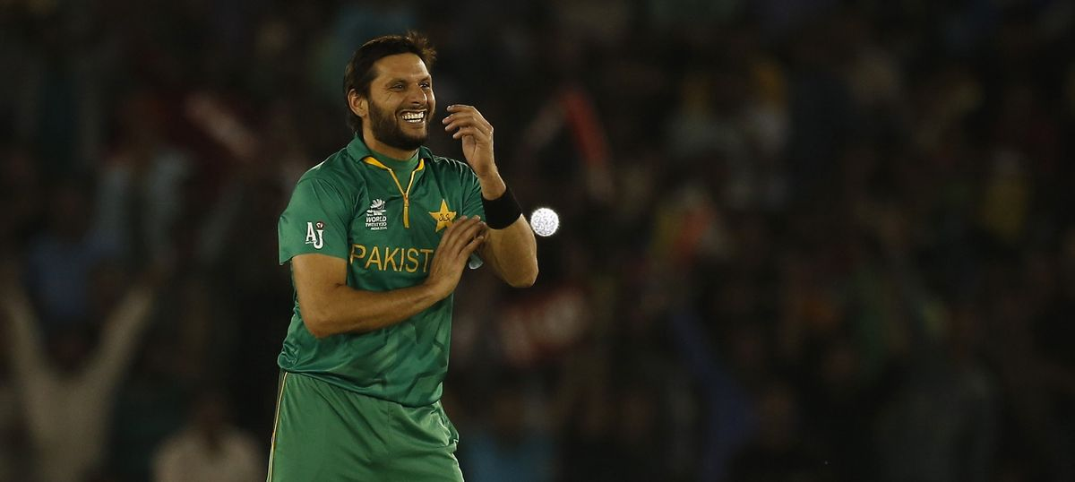 Shahid Afridi set to play for Eoin Morgan-led ICC World XI against West Indies at Lord's