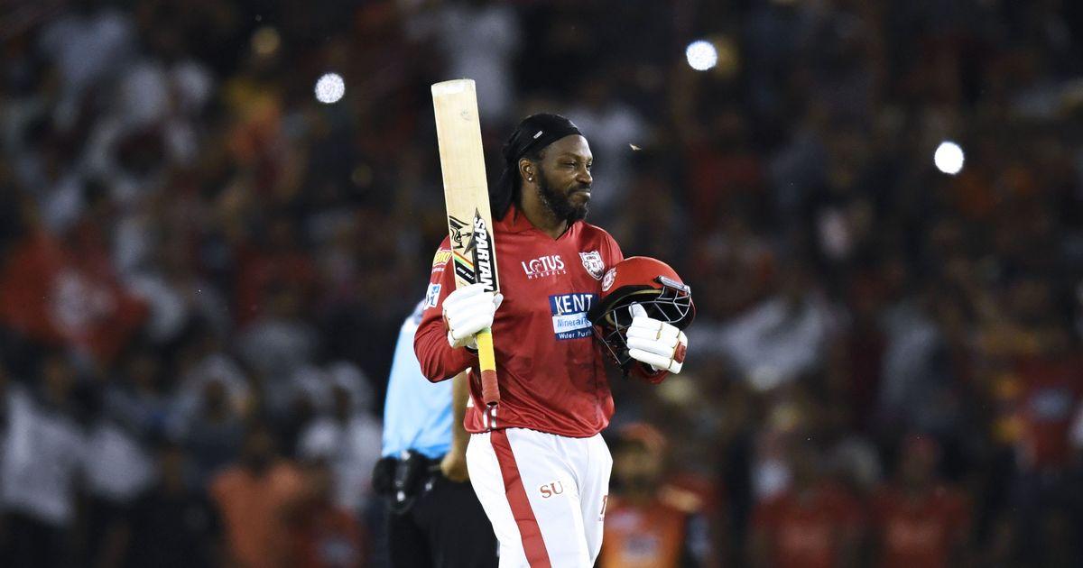 IPL 11: Chris Gayle hundred helps Kings XI Punjab halt Sunrisers  Hyderabad's winning streak