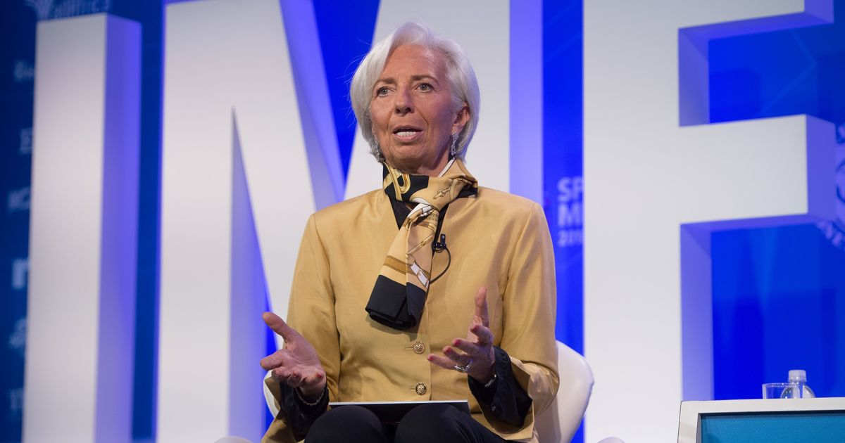 Pay more attention to Indian women, IMF chief Christine Lagarde tells Narendra Modi
