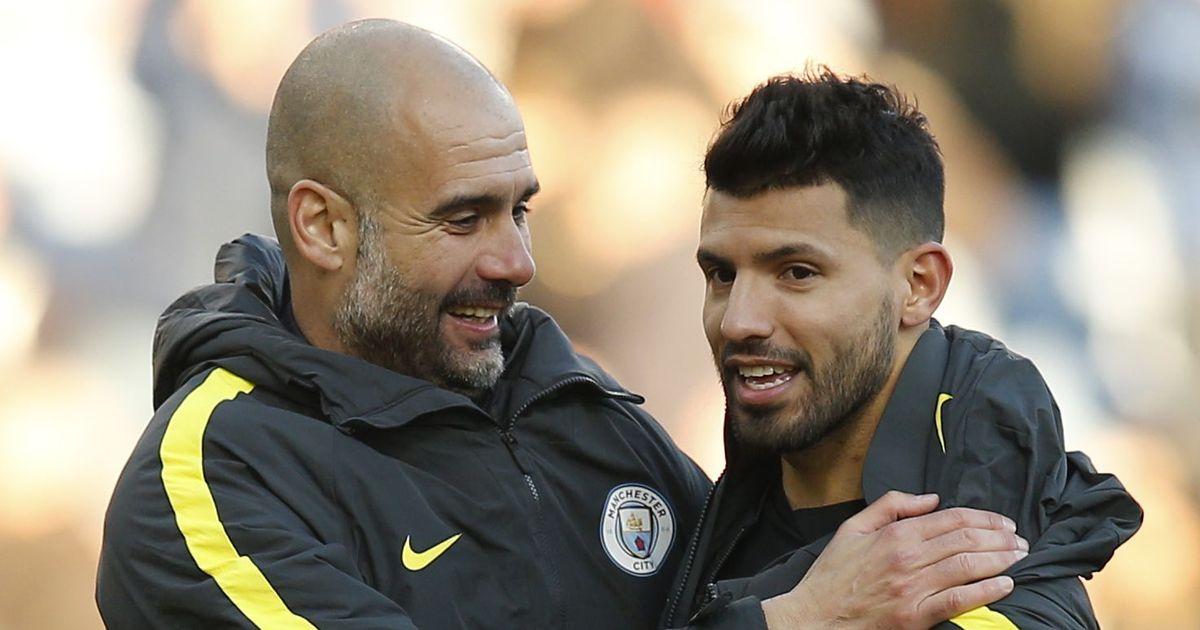Sergio Aguero's club season over, says Manchester City boss Pep Guardiola