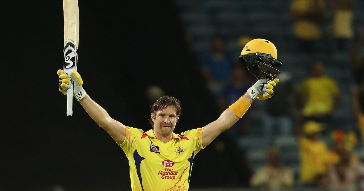 Shane Watson strikes century in Chennai Super Kings' commanding 64-run win  against Rajasthan Royals